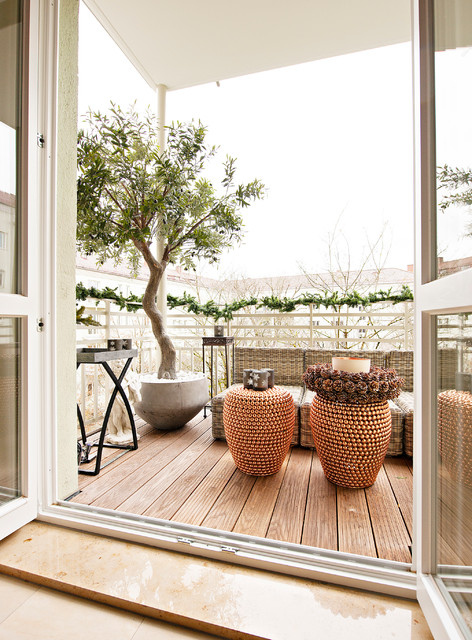 17 Irresistible Eclectic Deck Designs That Will Boost Your Outdoor Appeal
