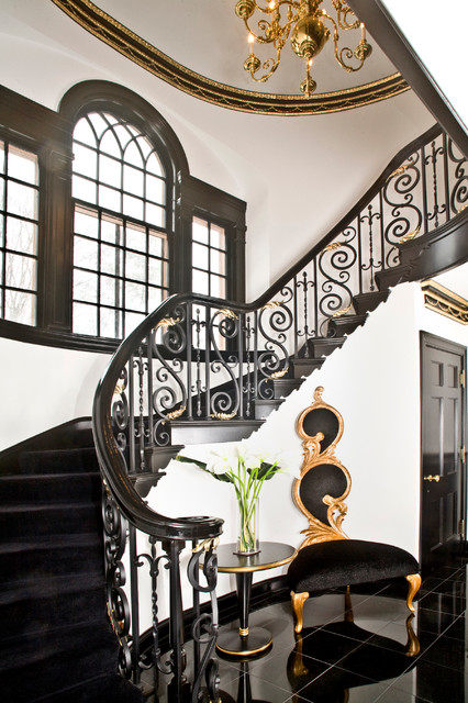 18 Astounding Eclectic Staircase Designs Full Of Uplifting Designs