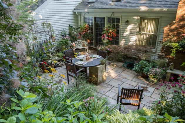Small Balcony Garden Plants