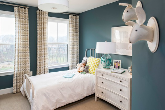 18 Dapper Transitional Kids' Room Designs Full Of Comfy Ideas For Your Kids
