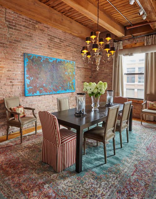 Eclectic Room Design: 18 Stylish Eclectic Dining Room Designs That Will Surprise