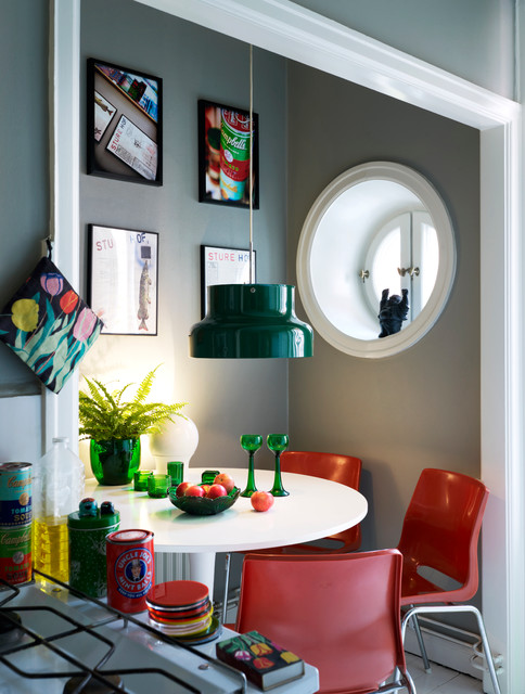 18 Stylish Eclectic Dining Room Designs That Will Surprise You With Creative Ideas