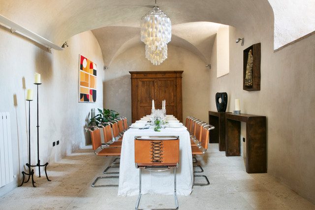 Stylish Eclectic Dining Room Designs That Will Surprise You With