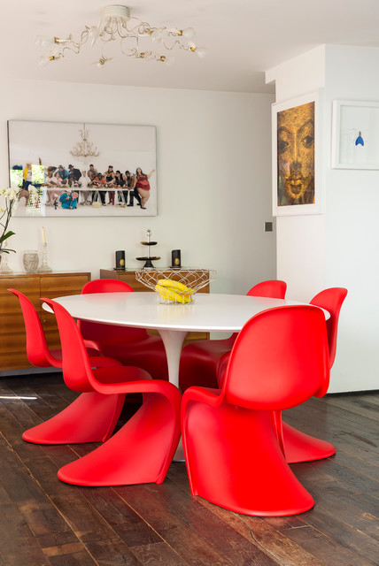 Creative Room Designs: 18 Stylish Eclectic Dining Room Designs That Will Surprise
