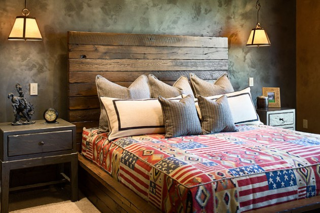 20 Charming Wooden Headboard Designs To Beautify Your Bedroom