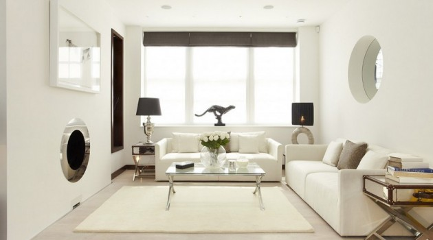 16 Functional Ideas How To Decorate Your Apartment Living Room Properly