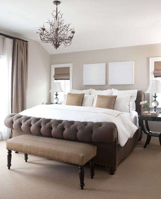 19 Beautiful Bedroom Designs With Grey Walls
