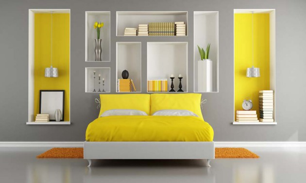 16 Imposant Ideas To Use Yellow In Your Interior Design