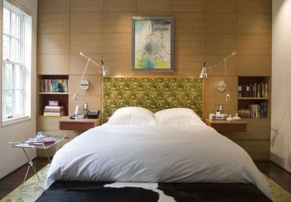 16 Delightful Modern Reading Lamp Designs For Every Bedroom