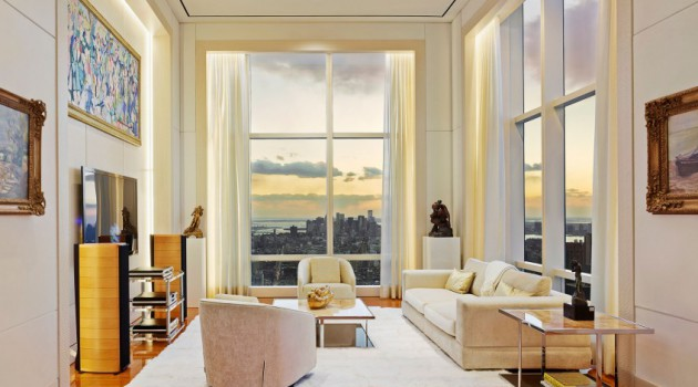 17 Inspirational Living Room Designs For All Tastes