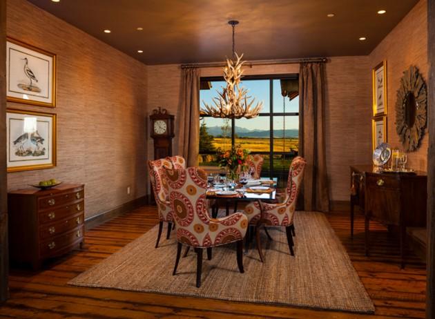 Mid Century Dining Room Lighting