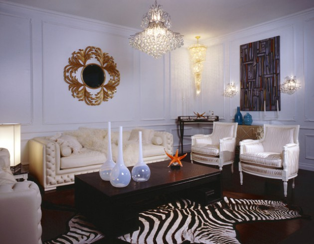 17 Inspirational Ways To Decorate Your Home With Zebra Print