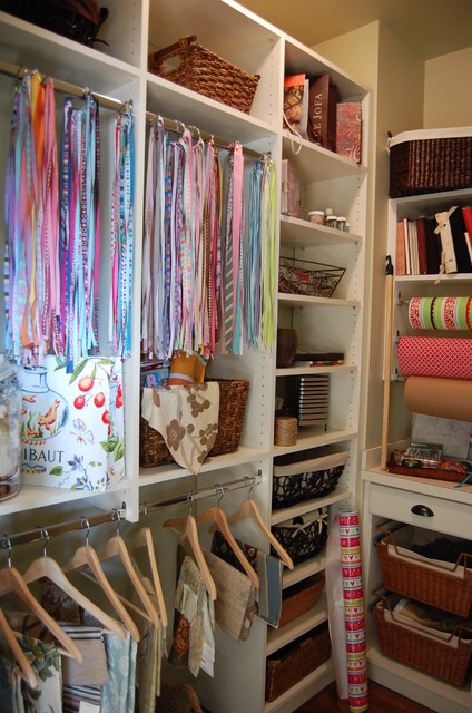 17 Super Smart Storage Ideas For Your Craft Room