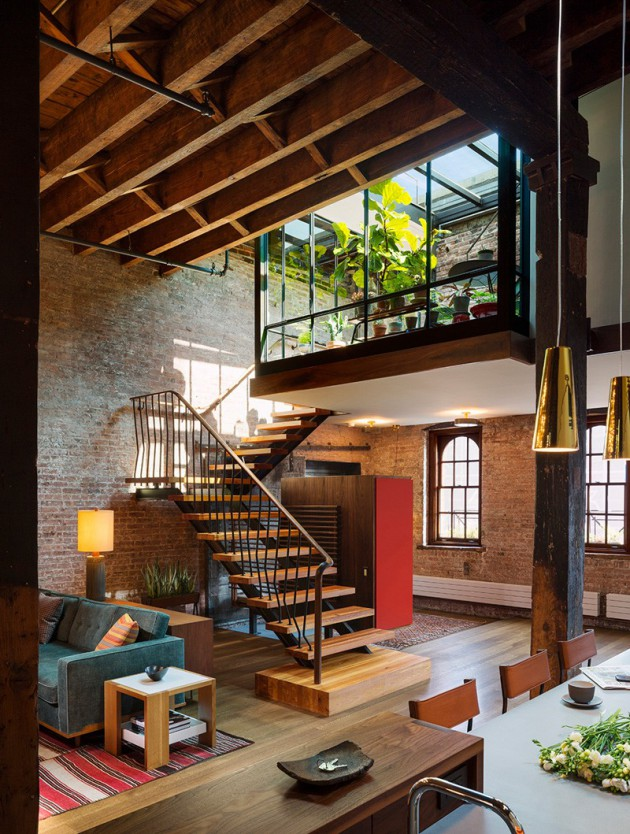 A Modern Tribeca Loft From A Converted Caviar Warehouse