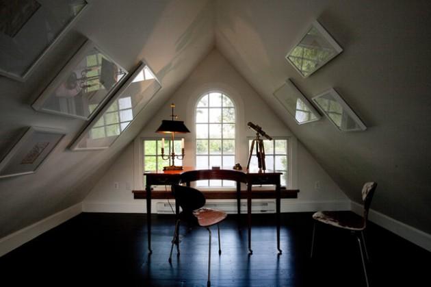 17 Magnificent Ideas For Renovating Your Unused Attic
