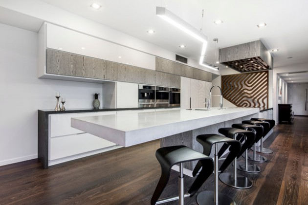 18 Classy Minimalist Kitchen Designs That Abound With Sophistication