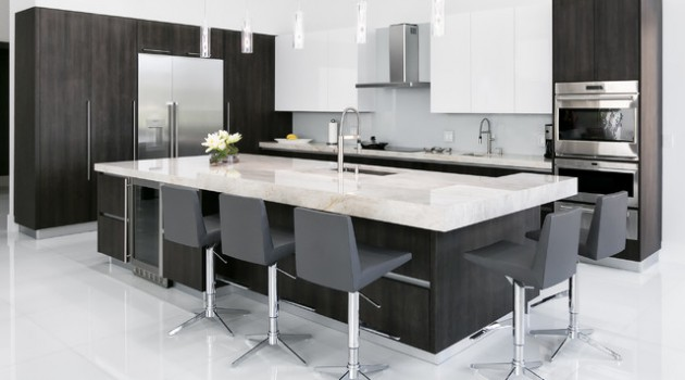 16 Delightful Kitchen Designs With Modern Influence