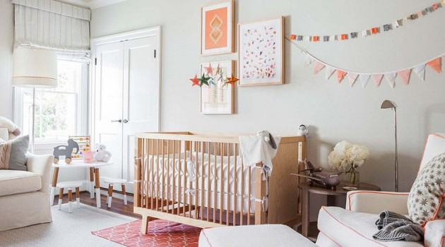 18 Beautiful Nursery Designs In Neutral Shades