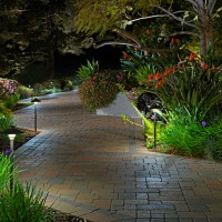 16 Impressive Ideas To Illuminate The Walkways In Your Yard