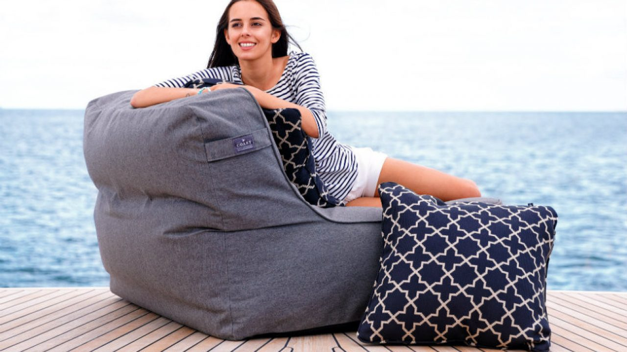 Sensational Bean Bags In History Interesting Origins Of An Iconic Ocoug Best Dining Table And Chair Ideas Images Ocougorg