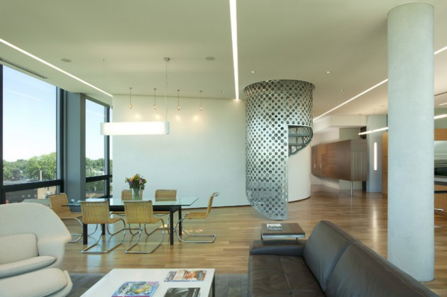 20 Delightful Penthouse Interior Designs That Will Admire You