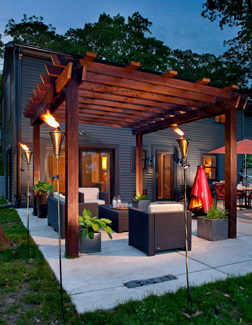 16 Fascinating Ideas To Create Wonderful Outdoor Place For Utmost Relaxation