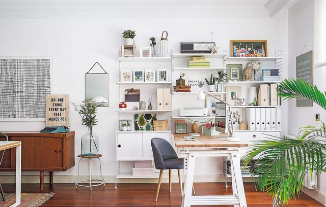 15 inspirational scandinavian home office designs that for Uno casa design