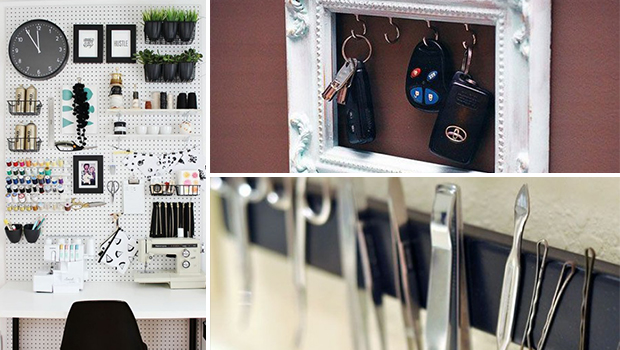 10 Neat DIY Ideas That Can Help You To Organize Your Home