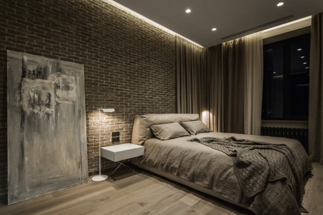 17 Classy Masculine Interior Designs For Your Inspiration