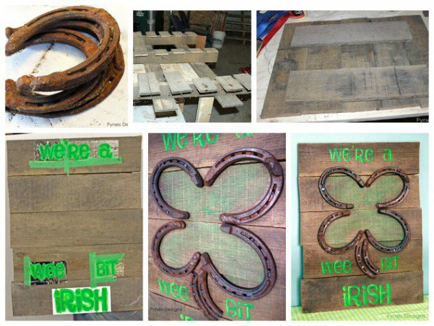 20 Marvelous DIY Ideas For Fascinating Pallet Wall Art