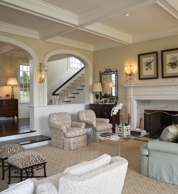 17 Ealing Living Room Designs Decorated In Traditional Style