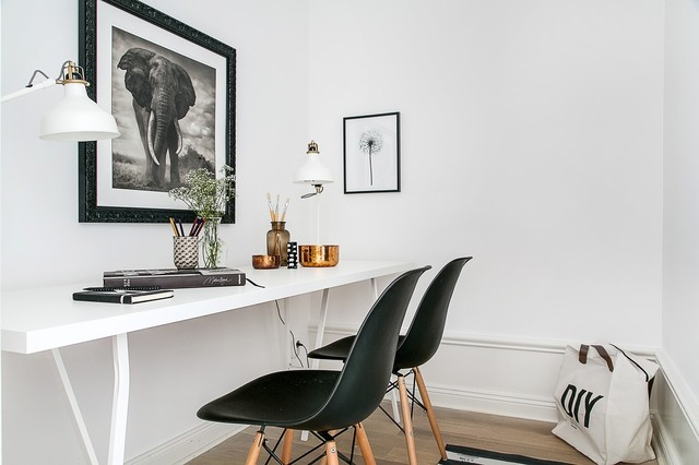 15 Inspirational Scandinavian Home Office Designs That Will Give You The Much Needed Motivation