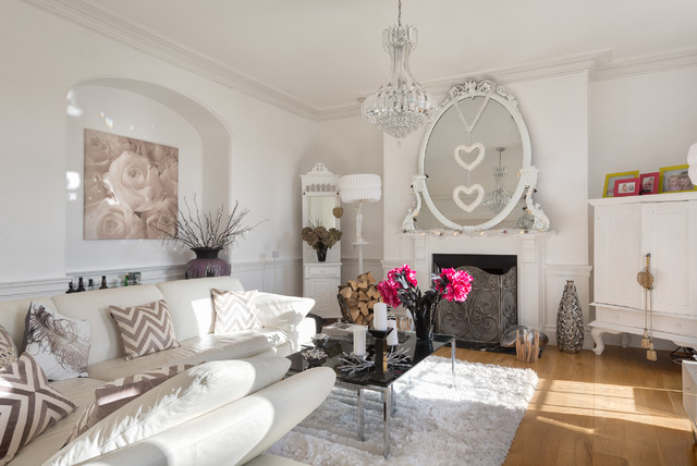15 Classy Shabby Chic Living Room Designs For Pure Enjoyment