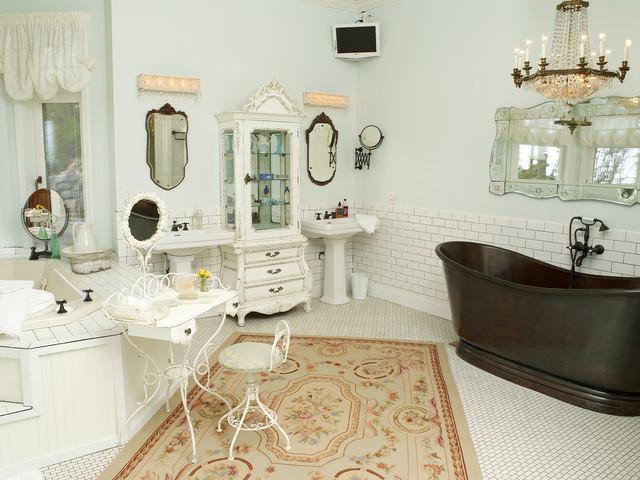 15 Elegant Shabby Chic Bathroom Designs That Will Inspire You