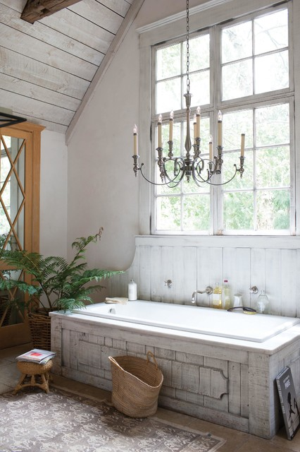15 Elegant Shabby Chic Bathroom Designs That Will Inspire You