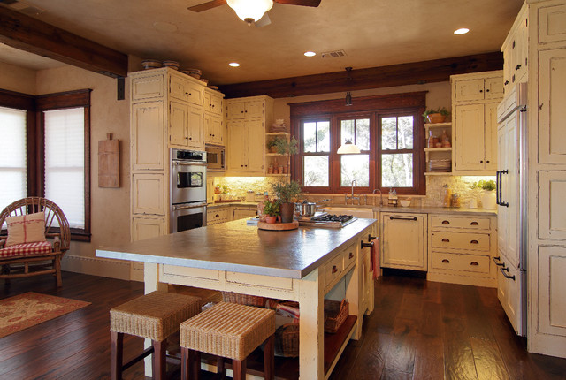incredible french kitchen design | 15 Incredible Shabby Chic Kitchen Interior Designs You Can ...