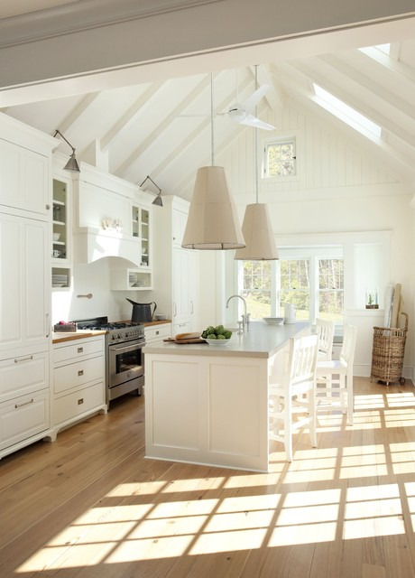15 Incredible Shabby Chic Kitchen Interior Designs You Can Extract Ideas From