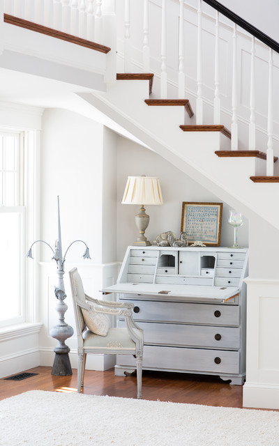 Beau 15 Uplifting Shabby Chic Home Office Designs That Will Motivate You To Do  More