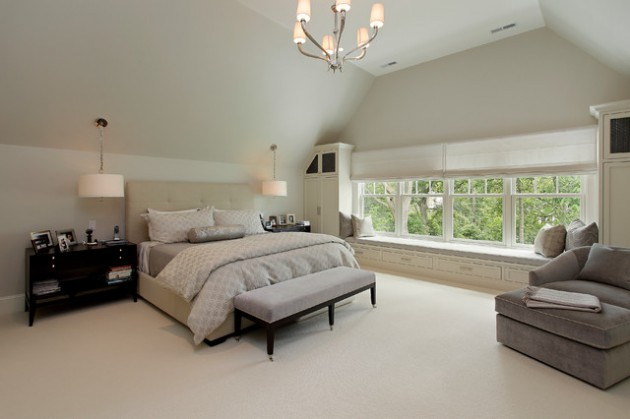 17 Magnificent Bedroom Designs In Neutral Shades