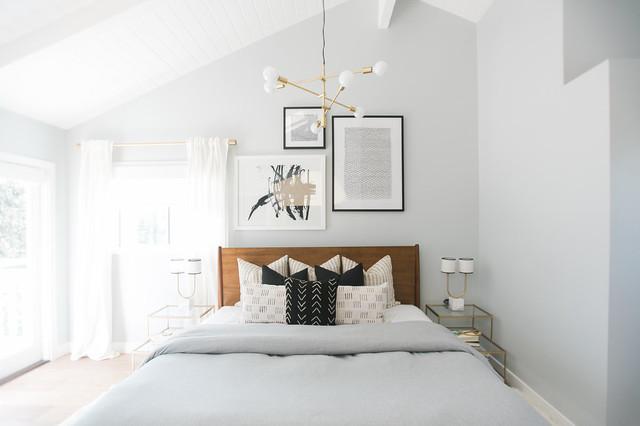 16 fabulous scandinavian bedroom designs you 39 ll love for Bedroom designs love