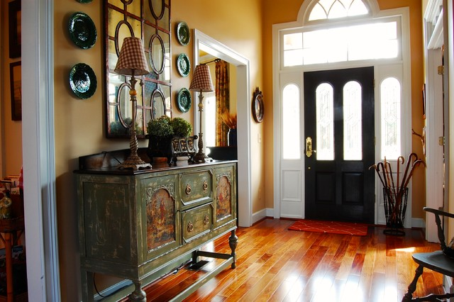 16 Intriguing Shabby Chic Entryway Designs For A Warm Welcome To Your Home