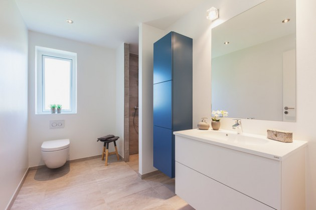 16 Spectacular Scandinavian Bathroom Interiors You Re