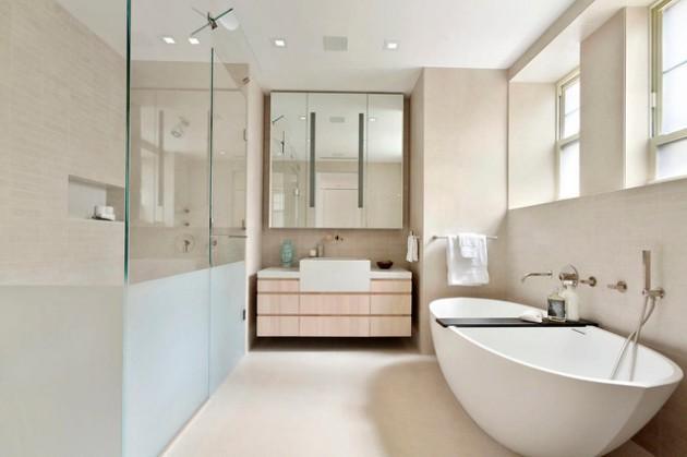 16 Spectacular Scandinavian Bathroom Interiors You're Gonna Adore
