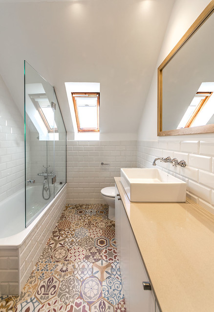 16 Spectacular Scandinavian Bathroom Interiors You Re