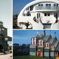 16 Unusually Cool Eclectic Home Exterior Designs You'll Be Interested In – Part 1