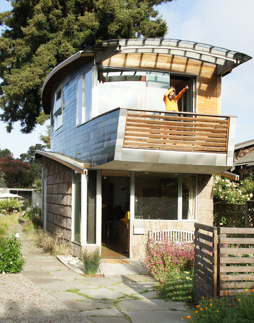 16 Unusually Cool Eclectic Home Exterior Designs Youll Be Interested In   Part 1