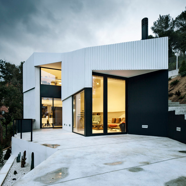 Home Design Ideas Architecture: 16 Unusually Cool Eclectic Home Exterior Designs You'll Be