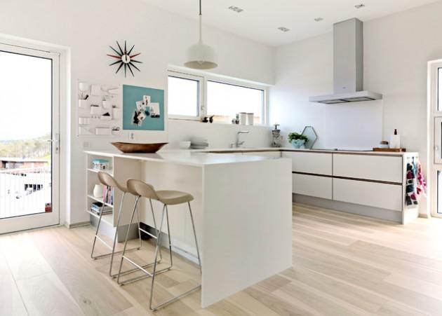 17 exceptional scandinavian kitchen interiors every