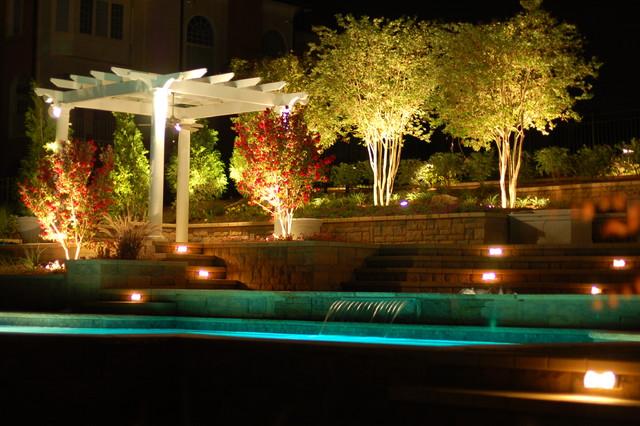 18 Breathtaking Tree Lighting Design Ideas That Will