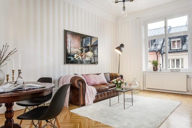 18 Beautiful Scandinavian Living Room Designs For
